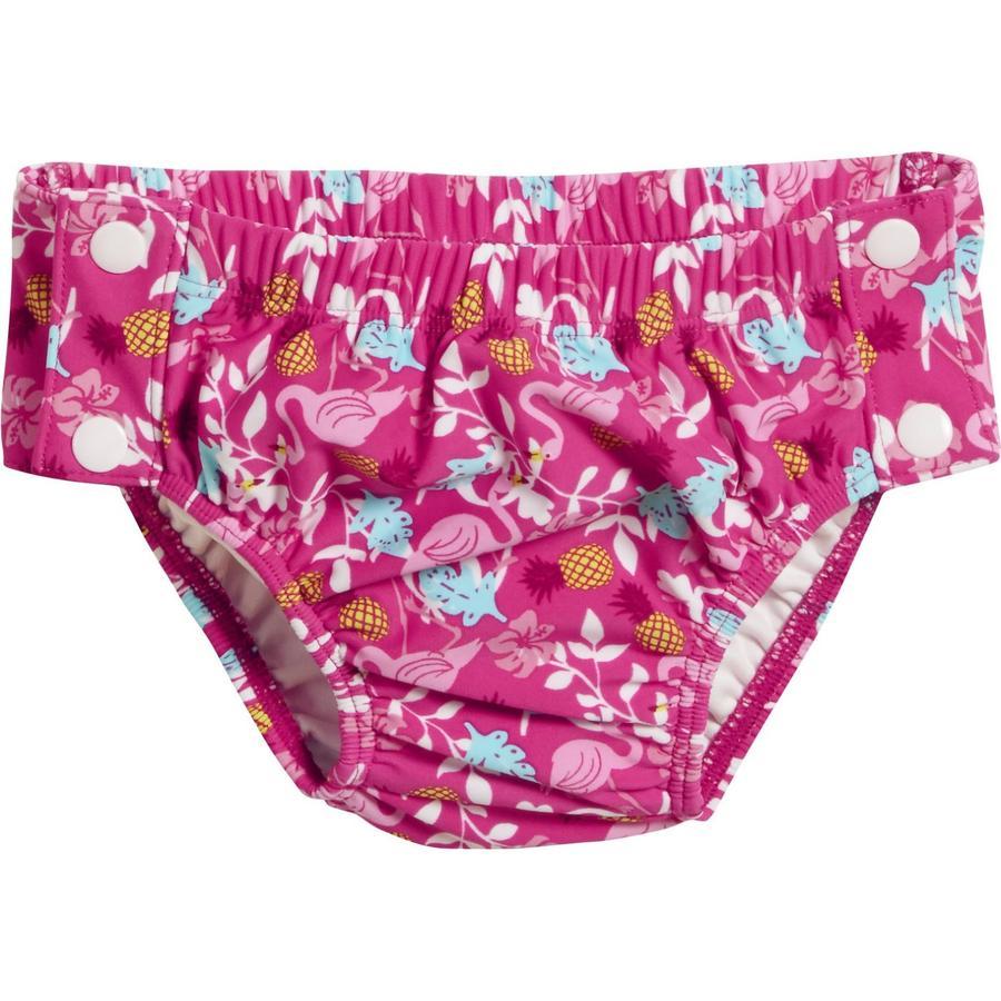 Playshoes UV-beskyttende blebadebukse Flamingo