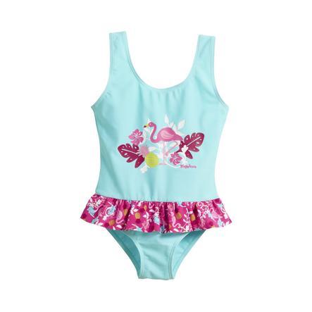 Playshoes UV protection swimsuit Flamingo