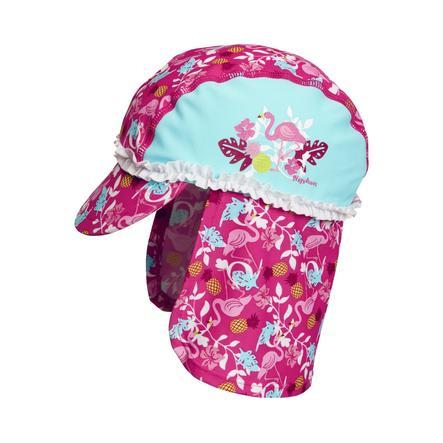 Playshoes Capuchón de protección UV Flamingo