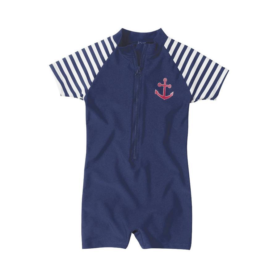 Playshoes Boys UV-Schutz Einteiler Maritim