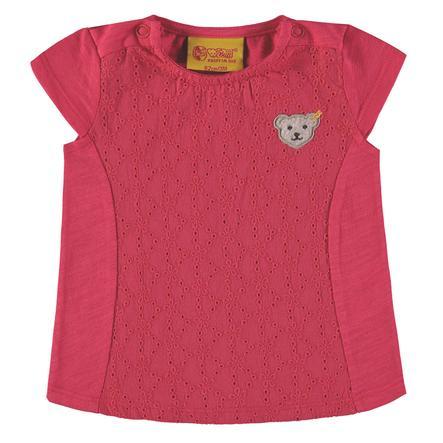 Steiff Girls T-Shirt Flügelarm, pink