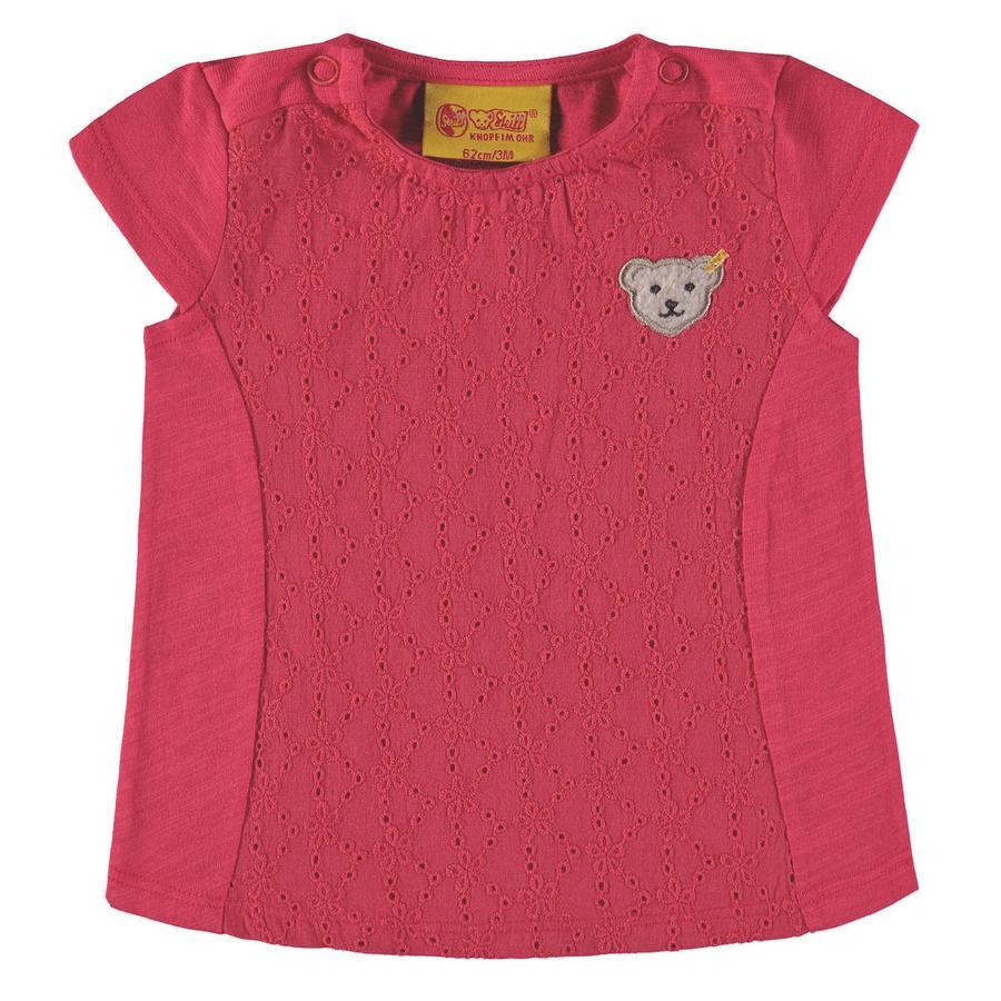 Steiff Girl s T-Shirt Vleugelarm, roze