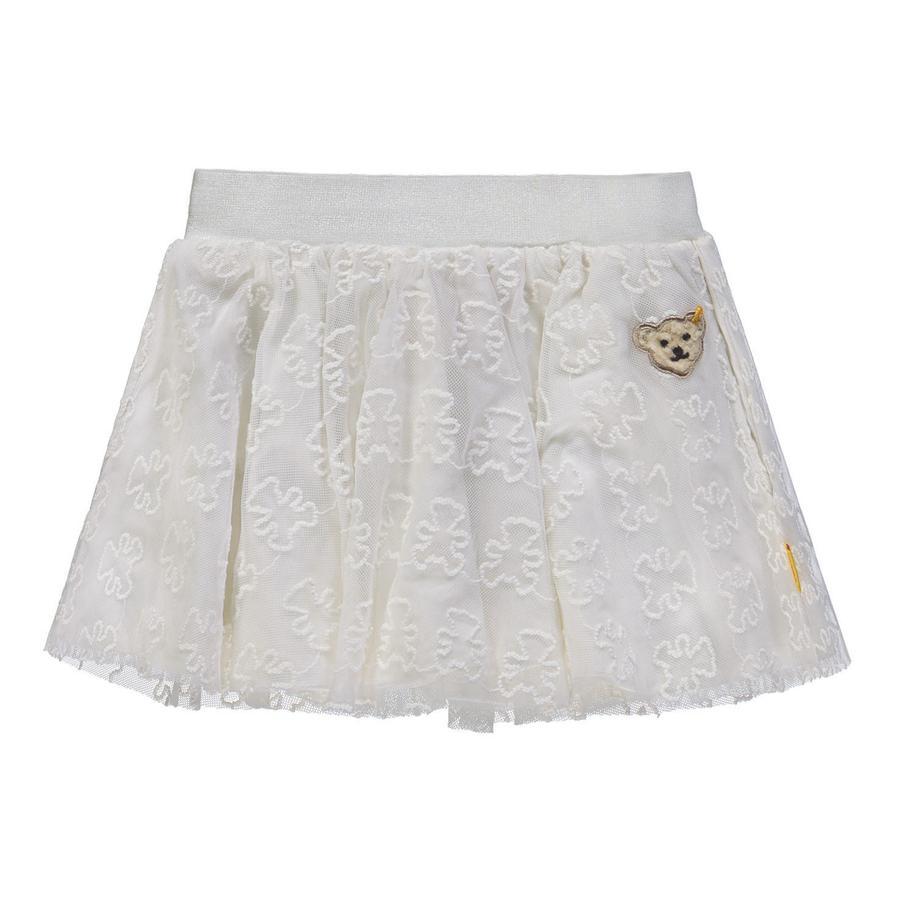 Steiff Girl s falda, blanca