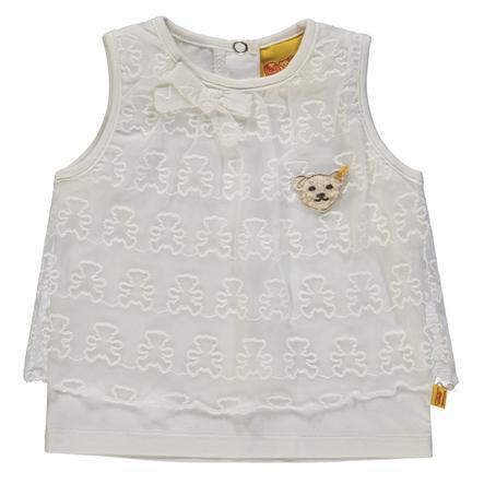 Steiff Girl s T-Shirt , bez rękawów