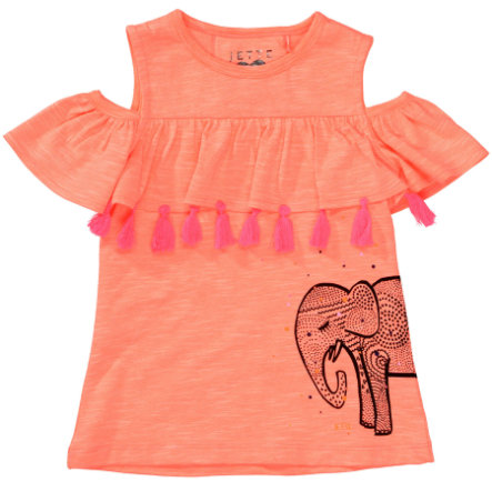 JETTE by STACCATO Girl s T-Shirt naranja