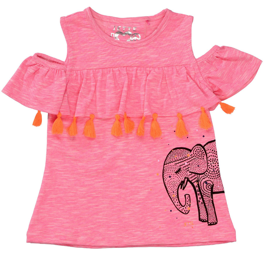 JETTE by STACCATO Girl s T-Shirt rosa