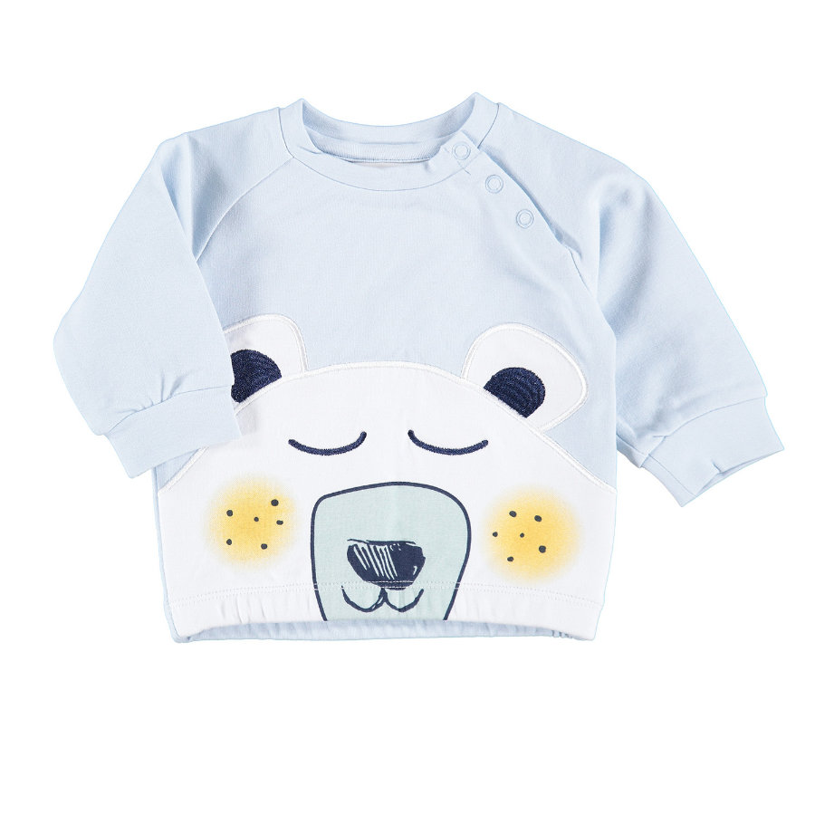 name it Boys Sweatshirt Nbmdas baby blue