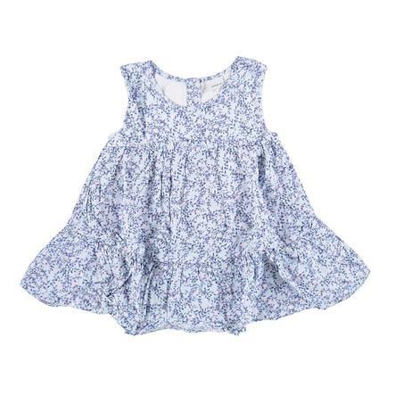 name it Girl robe Nmferdissy Nmferdissy cachemire bleu