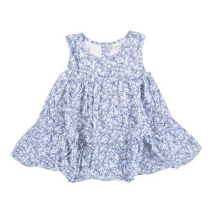 name it Girl s jurk Nmferdissy kasjmier blauw