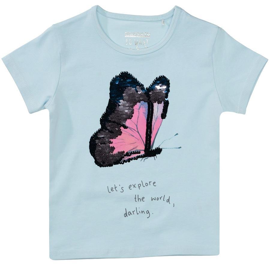 STACCATO Tyttöjen t-paita pastellinsininen