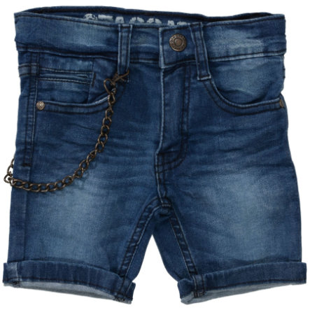 STACCATO Boys Jeans-Bermudas flaco azul