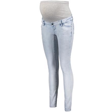 mama licious Jeans de maternité MLSEATTLE Bleu pâle Denim MLSEATTLE