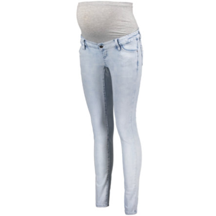 mama licious Umstandsjeans MLSEATTLE Light Blue Denim