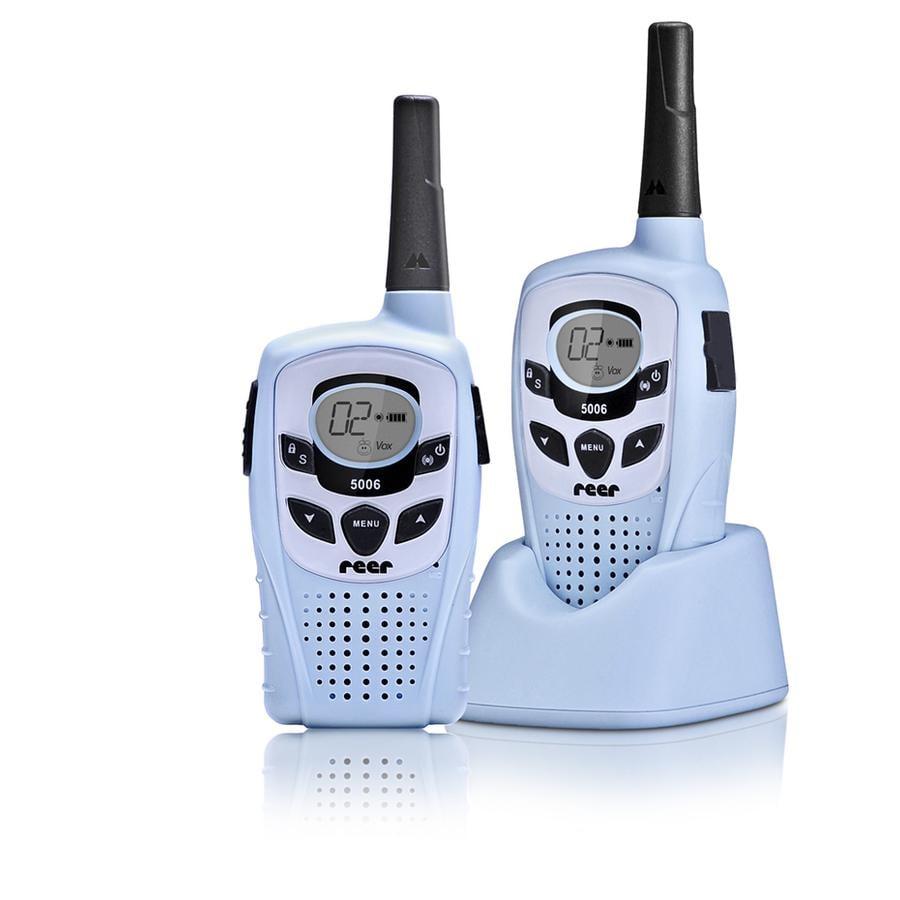 REER BABYFOON SCOPI met walkietalkie functie - 5 km bereik (5006)