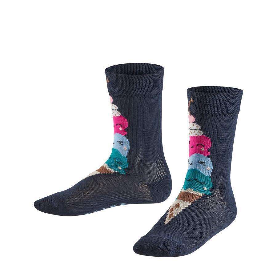 FALKE Socken Ice Cream marine