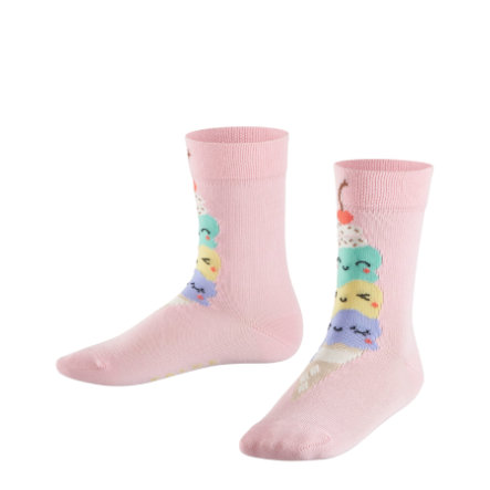 FALKE Socken Ice Cream rose