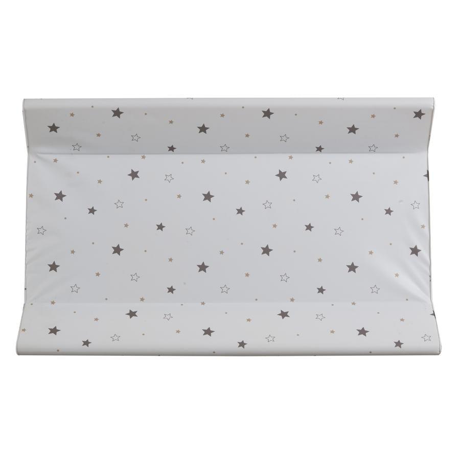 Balicí podložka Schardt Wedge 50 x 80 cm hvězda šedá