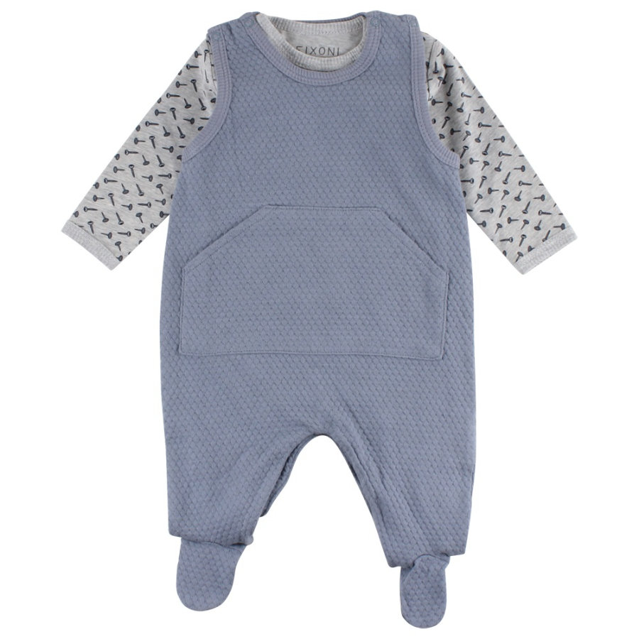 FIXONI Viento alisador para bebés