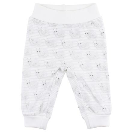 FIXONI Pantalón blanco marfil