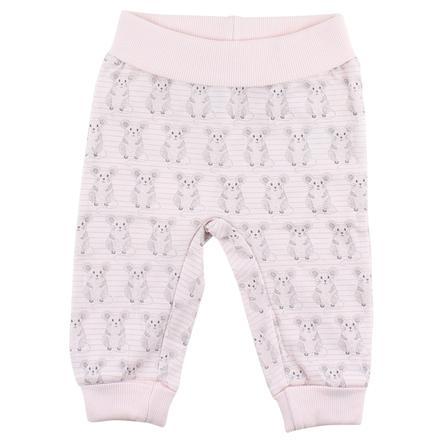 FIXONI Girl s Różowe spodnie