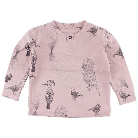 FIXONI Girls Langarmshirt rosa
