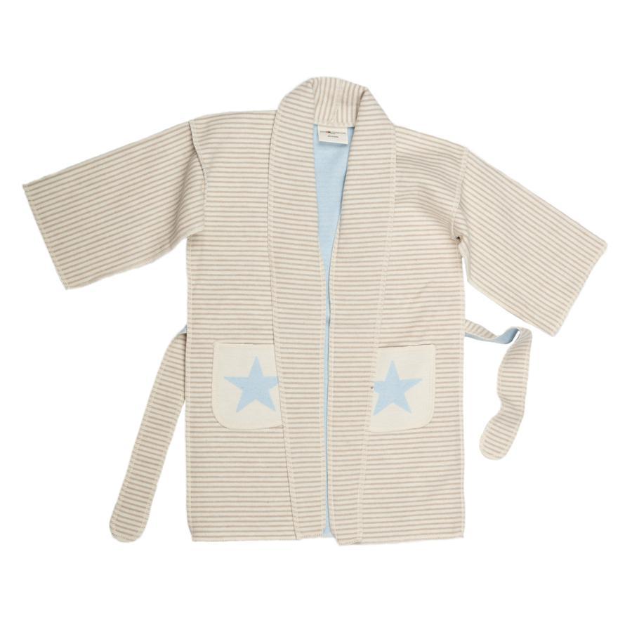 DAVID FUSSENEGGER Kimono hjerte / striper rosa