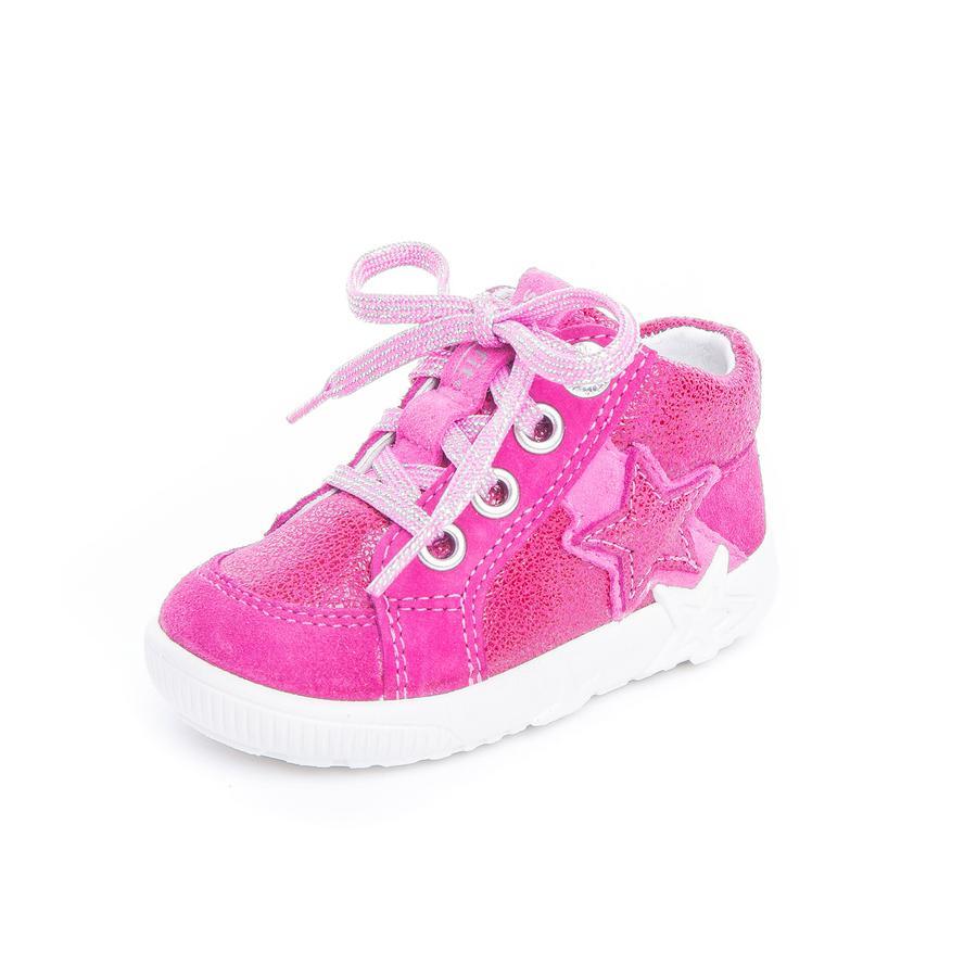 superfit Girl s Zapato bajo Starlight berry kombi (mediano)