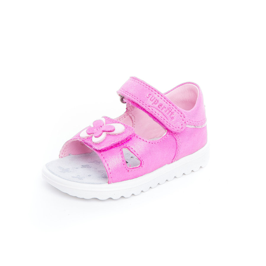 superfit Girl s Sandal Lettie kombi rosa (mediano)