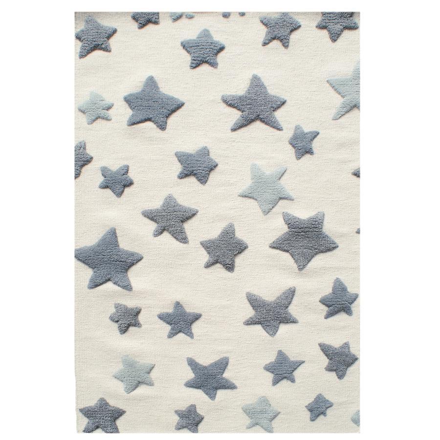 Tapis de jeux et Happy tapis pour enfants Tapis LIVONE Sea star,  naturel/gris, 120 x 180 cm