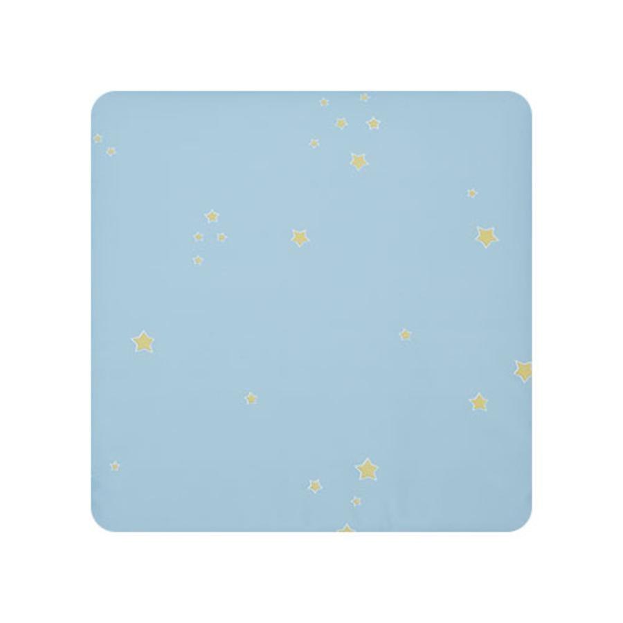 Alvi Wiko Verzorgingsmat Molly folie ster blauw 75 x 85 cm