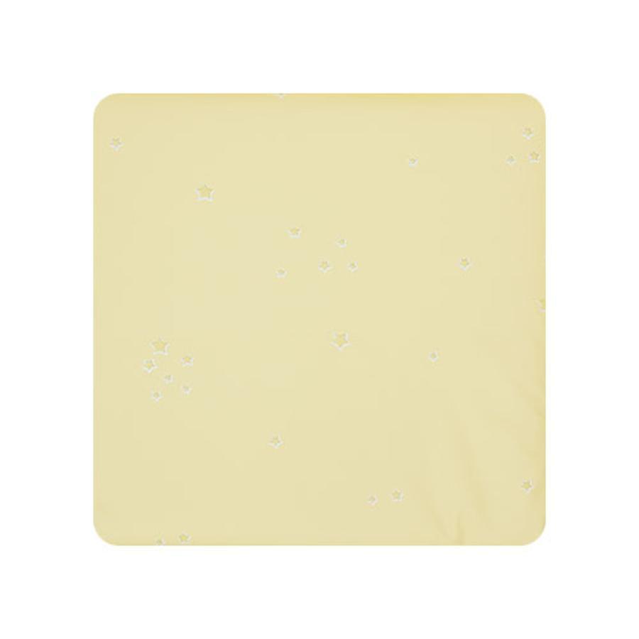 Alvi cambiador Wiko Molly lámina plástico Estrellitas amarillo 75 x 85 cm