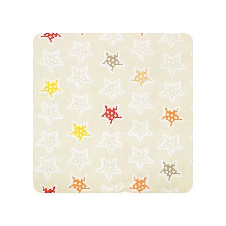Alvi Cambiador lámina de plástico Estrellas y rayas 69 x 69 cm