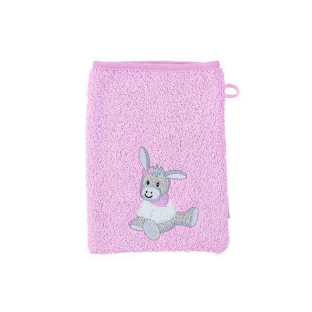 Sterntaler vaskeklud Emmi Girl pink