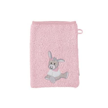 Sterntaler Waschhandschuh Emmi Girl rosa