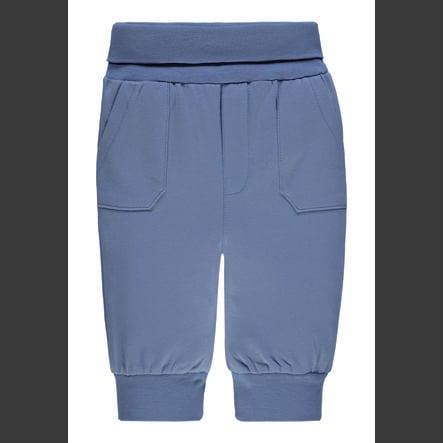 Steiff Boys pantalones de chándal, azul