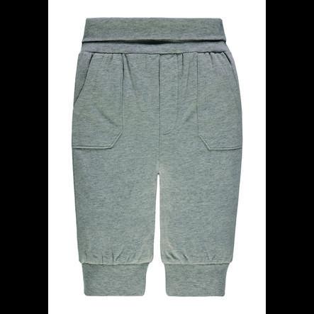 Steiff Boys spodnie dresowe, szare cętkowane