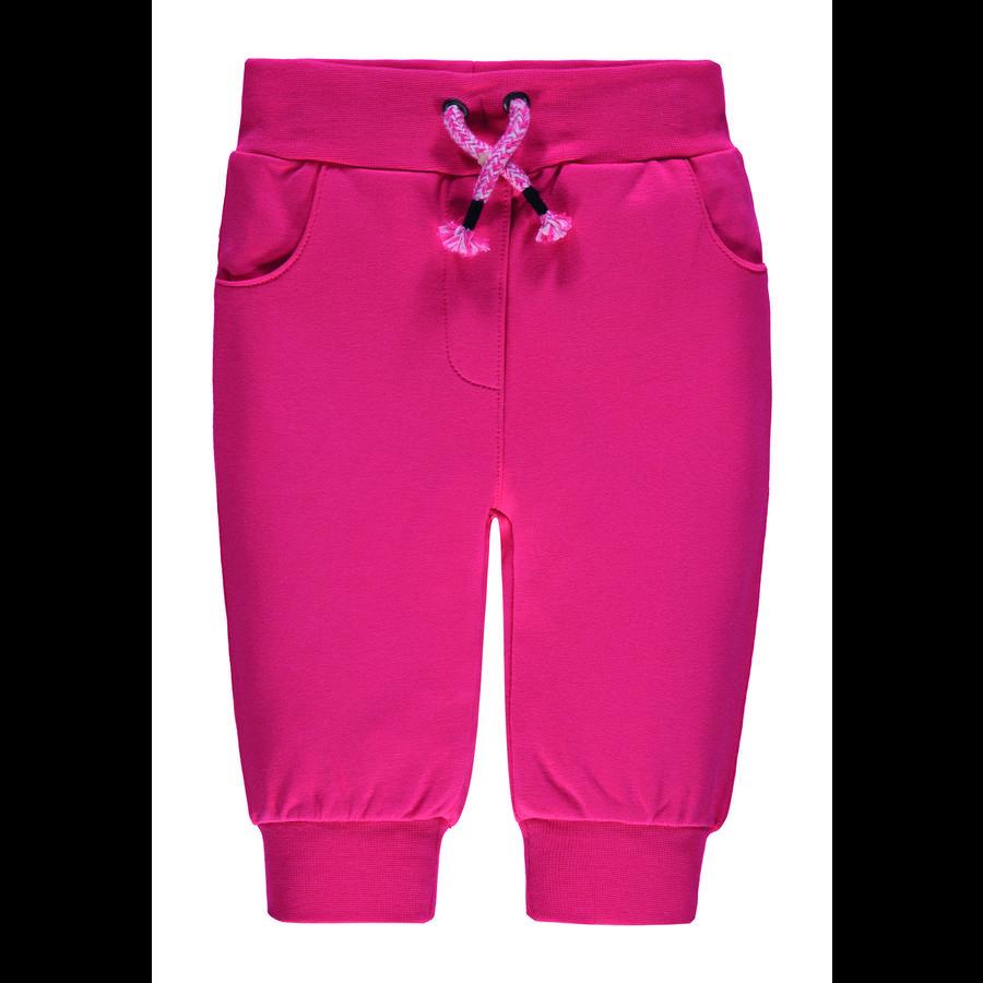 Steiff Girl s joggingbroek, roze