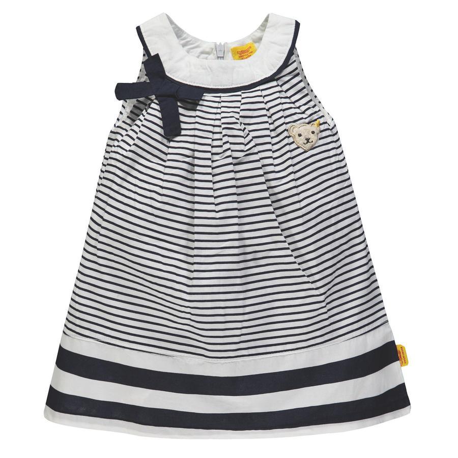 Steiff Girls Kleid mit Streifen