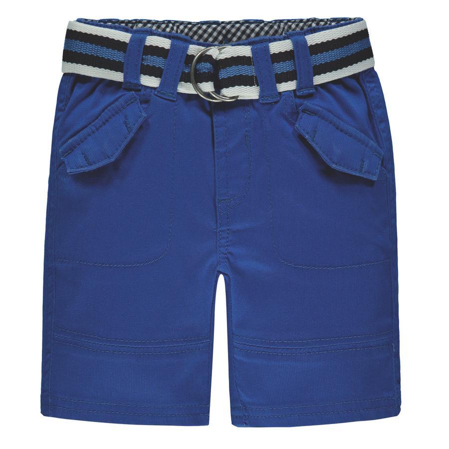 Steiff Boys Bermudy, błękit królewski.