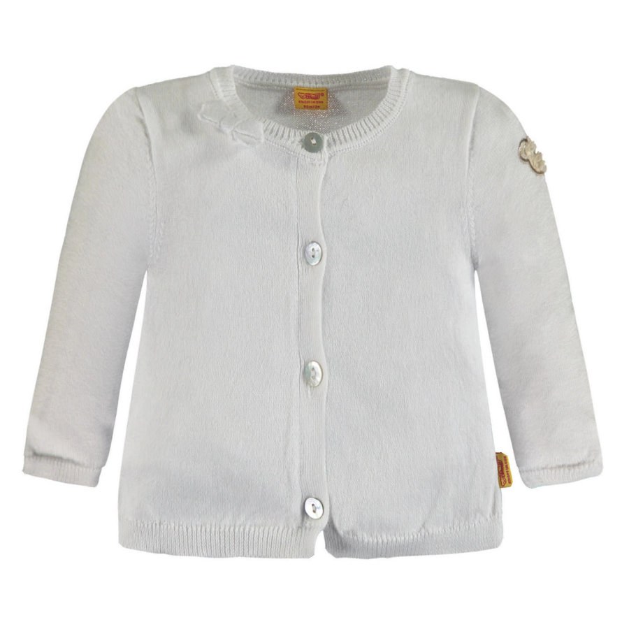 Steiff Girl Cardigan s, blanc