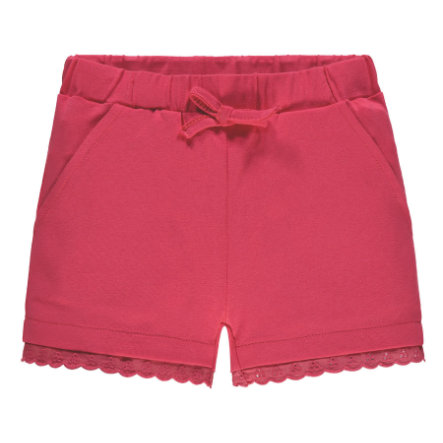 Steiff Girls Shorts, pink