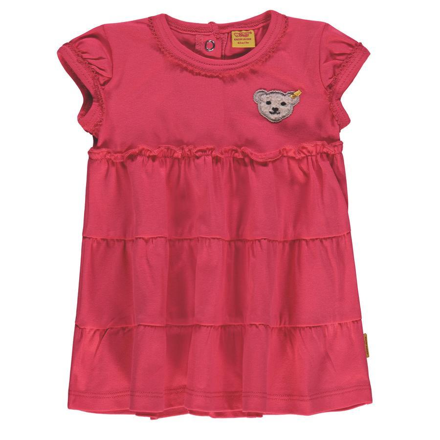 Steiff Girls Tunika Flügelarm, pink