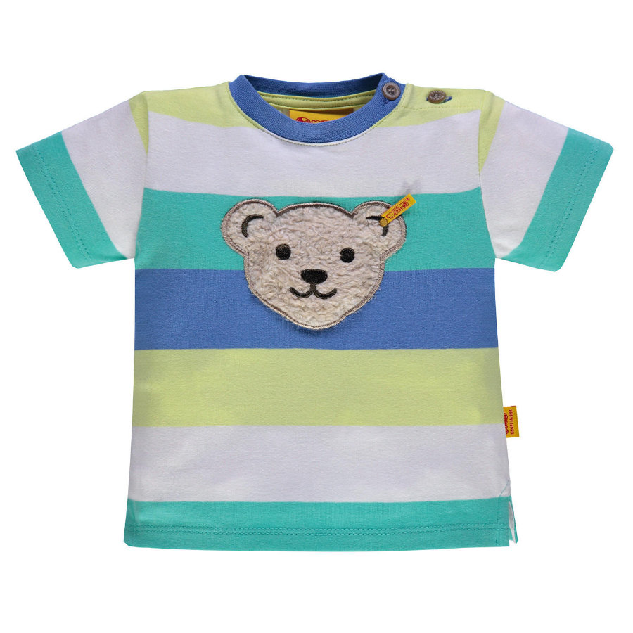 Steiff Boys T-Shirt, gestreift