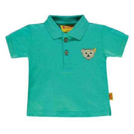 Steiff Boys Poloshirt, groen