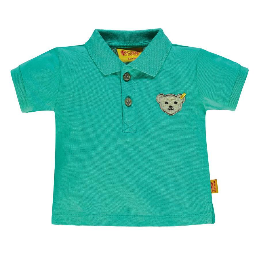 Steiff Boys Poloshirt, grün