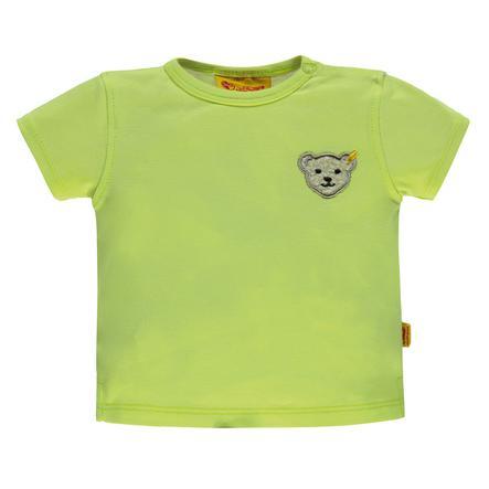 Steiff Boys T-Shirt geel