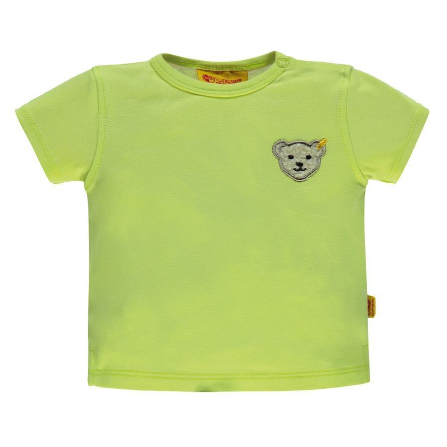 Steiff Boys T-Shirt, gelb