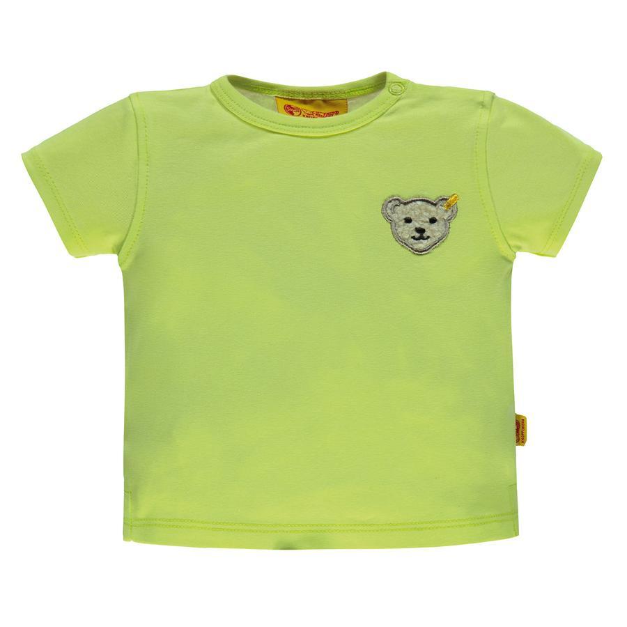 Steiff Boys T-Shirt żółć