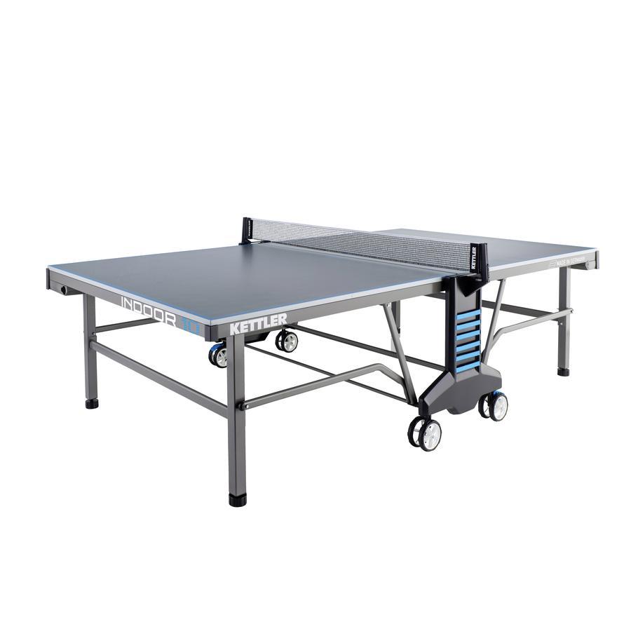 KETTLER Sport Tischtennisplatte INDOOR 10, grau/blau