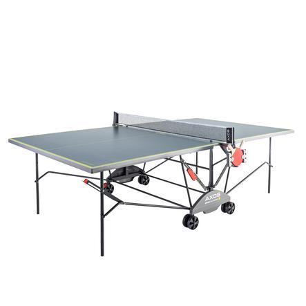 KETTLER Sport Tischtennisplatte AXOS OUTDOOR 3, grau/gelb